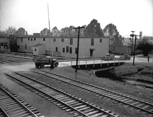1938 Orleans Ave bridge to Moss Street before Moss connected to Jeff Davis