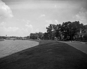 Moss at Carrollton 1956